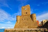 Agnone, fortaleza