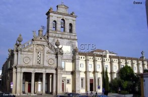 Arquitetura, Évora, Portugal