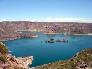 Arredores de San Rafael, Argentina