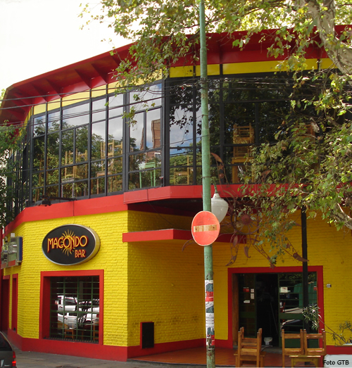 Bar em Palermo, Buenos Aires
