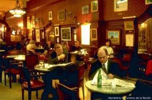 Café Tortoni, Buenos Aires