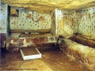 Camera funerária, Marsala, Prov. de Trapani, Sicília, Itália