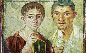 Casal romano em Pompeia