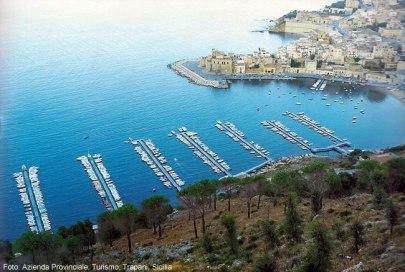 Castellammare del Golfo, Prov. de Trapani, Sicília