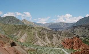 Cerro Colorado, Purmamarca, Argentina