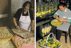 Culinária italina, Campania Itália