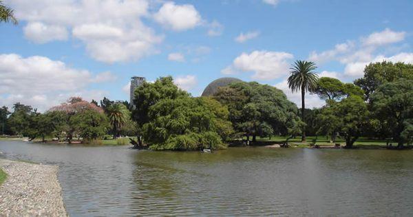Parque de Palermo, em Buenos Aires