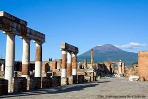 Pompeia, ruínas