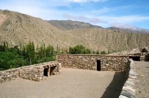 Pucara, Quebrada de Humahuaca, Argentina-