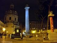 Roma à noite