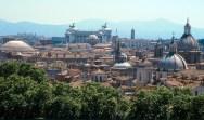 Roma, panorâmica