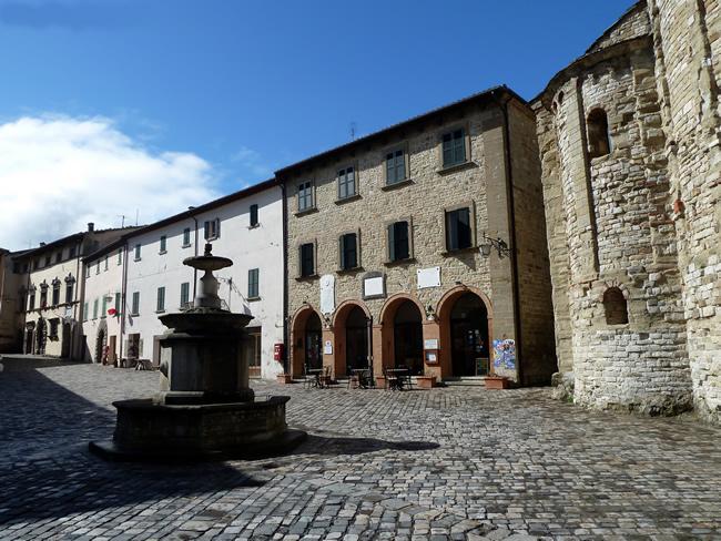 San Leo, Marche, Itália