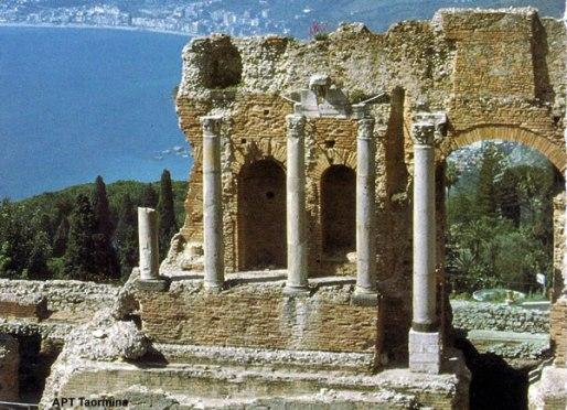 Taormina, Sicília
