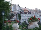 Taormina, na Sicília