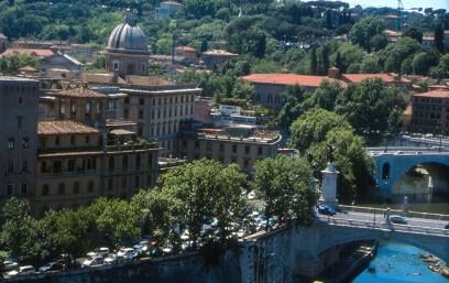 Trastevere-Roma