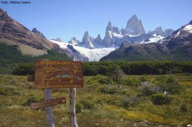 Trilha no Fitz Roy, Argentina
