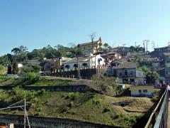 Vista da parte alta de Paranapiacaba