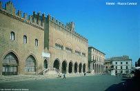 Rimini.Piazza Cavour