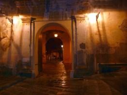 Bástia, entrada da fortaleza.