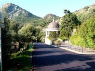 Cape Corse, estrada costeira
