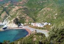 Cape Corse, litoral
