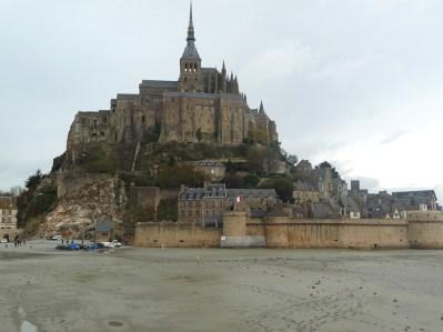 França, Normandia, Mont St-Michel