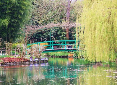 Giverny, Foto Aaron Perkins CC BY