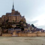 Normandia, Mont Saint-Michel