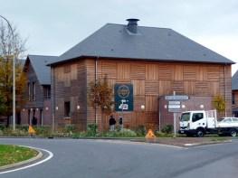 Normandia, vilazinha particular em Honfleur