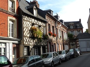 Normandia, Honfleur