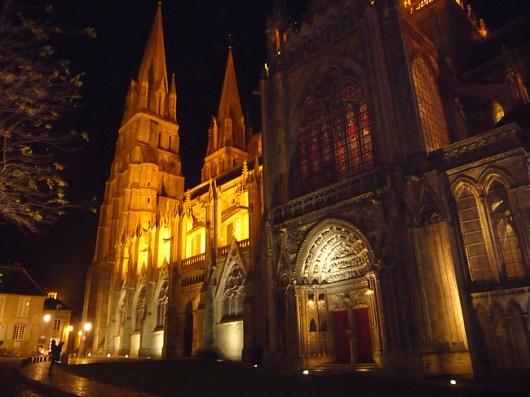 Bayeux, catedral