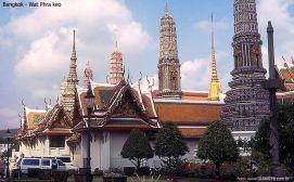 Templo budista Wat Pra Keo, em Bangkok