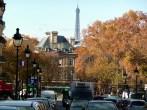 A Tour Eiffel, sempre visível