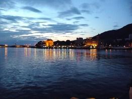 Bergen, Noruega,por do sol em Bergenb - Foto Manual do Turista