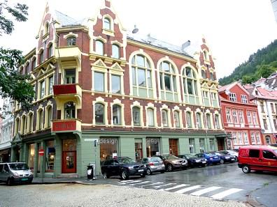 Bergen, Noruega, a cidade- Foto Manual do Turista