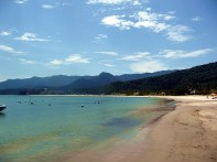 Caraguatatuba, Praia da Cocanha