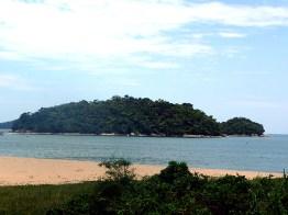 Caraguatatuba, frente a Maranduba