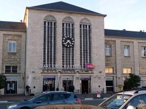 Chartres, estação ferroviária