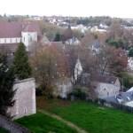 Chartres, panorâmica