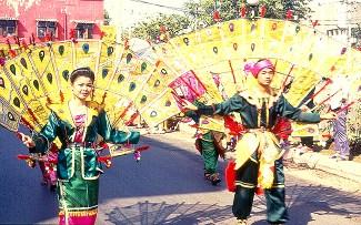 Chiang Mai, Tailândia, Festival das Flores