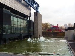 Cité des Sciences em Paris , arquitetura modernista