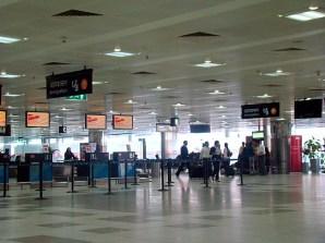 Delhi, aeroporto