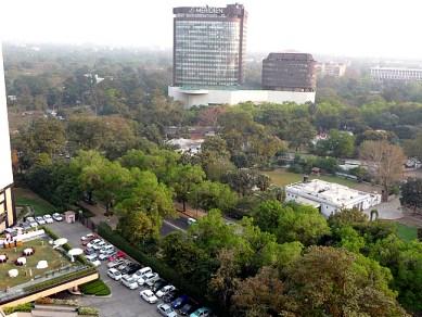 Delhi, centro moderno