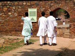 Delhi tumba de Humayun