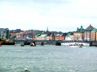 Estocolmo, cidade formada por ilhas
