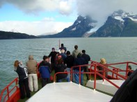 Excursão aos fjords patagônicos