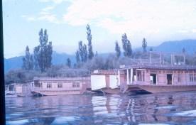 House Boat no Nageen Lake, Cahcemira, Índia