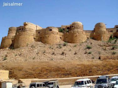 Jaisalmer, muralhas