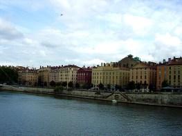 Lyon, région Rhônes-et-Alpes
