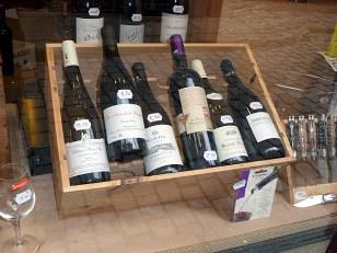 E os vinhos?